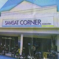 Samsat Corner Ada di Sagaranten