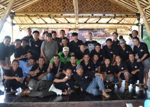 Ulang Tahun (HUT) Soca Solidarity ke-9 tahun 2014  yang dihadiri semua anggotanya