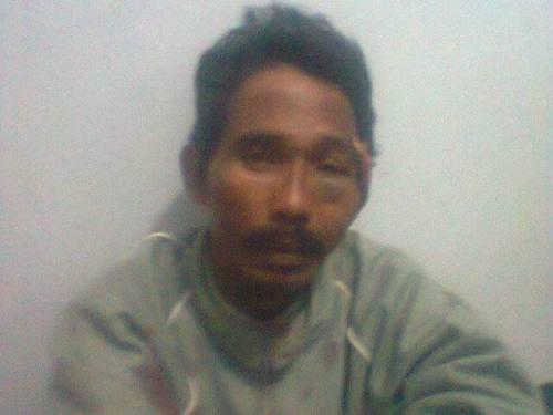 Haji Samsudin alias Abdul Rozak (61)  pelaku modus Ziarah