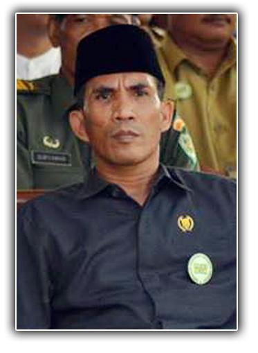 Badri Suhendi Ketua DPRD Kab. Sukabumi