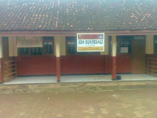 SD Induk Buniwangi Kec. Palabuhanratu