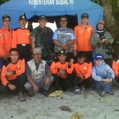 SAR gabungan Kab.Lebak Banten