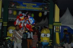 Festival Palabuhanratu yang siopa digelar dalam rangka HUT Kabupaten Sukabumi