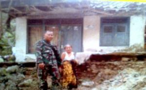 Rehab Rumah Tidak Layak Huni (RTLH) Ds. Gunung Tanjung oleh TMMD