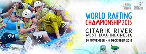 Sungai Citarik paling cocok untuk Kejuaraan Arung Jeram Dunia