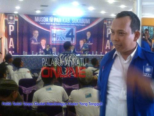 Musda IV PAN Kabupaten Sukabumi