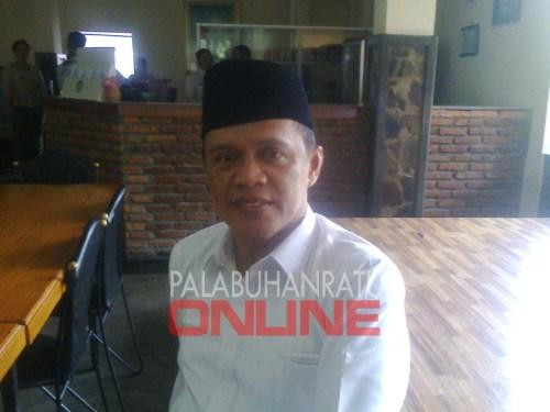 Hilmi Rifai Kepala Kantor Kemenag Kabupaten Sukabumi  (Photo  : Palabuhanratu Online)