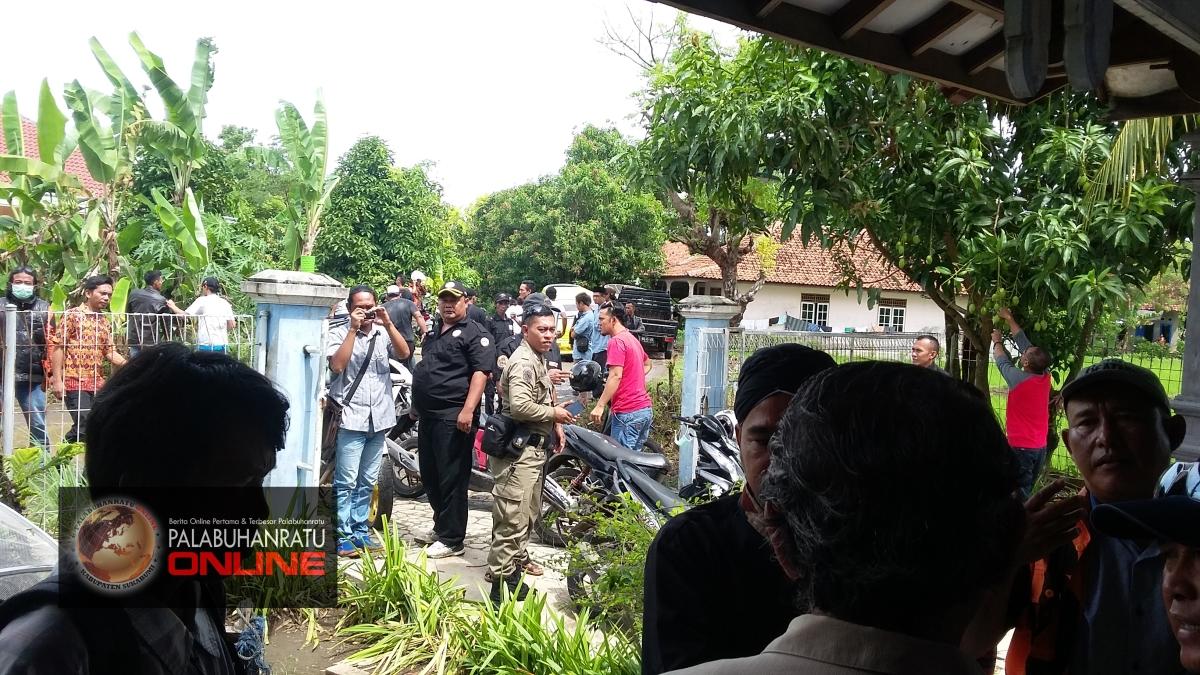 PT. TRI MUKTI PENGEMBANG LINTAS GEOPARK DI ONTROG MASSA
