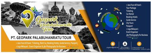 PT geopark palabuhanratu  tour